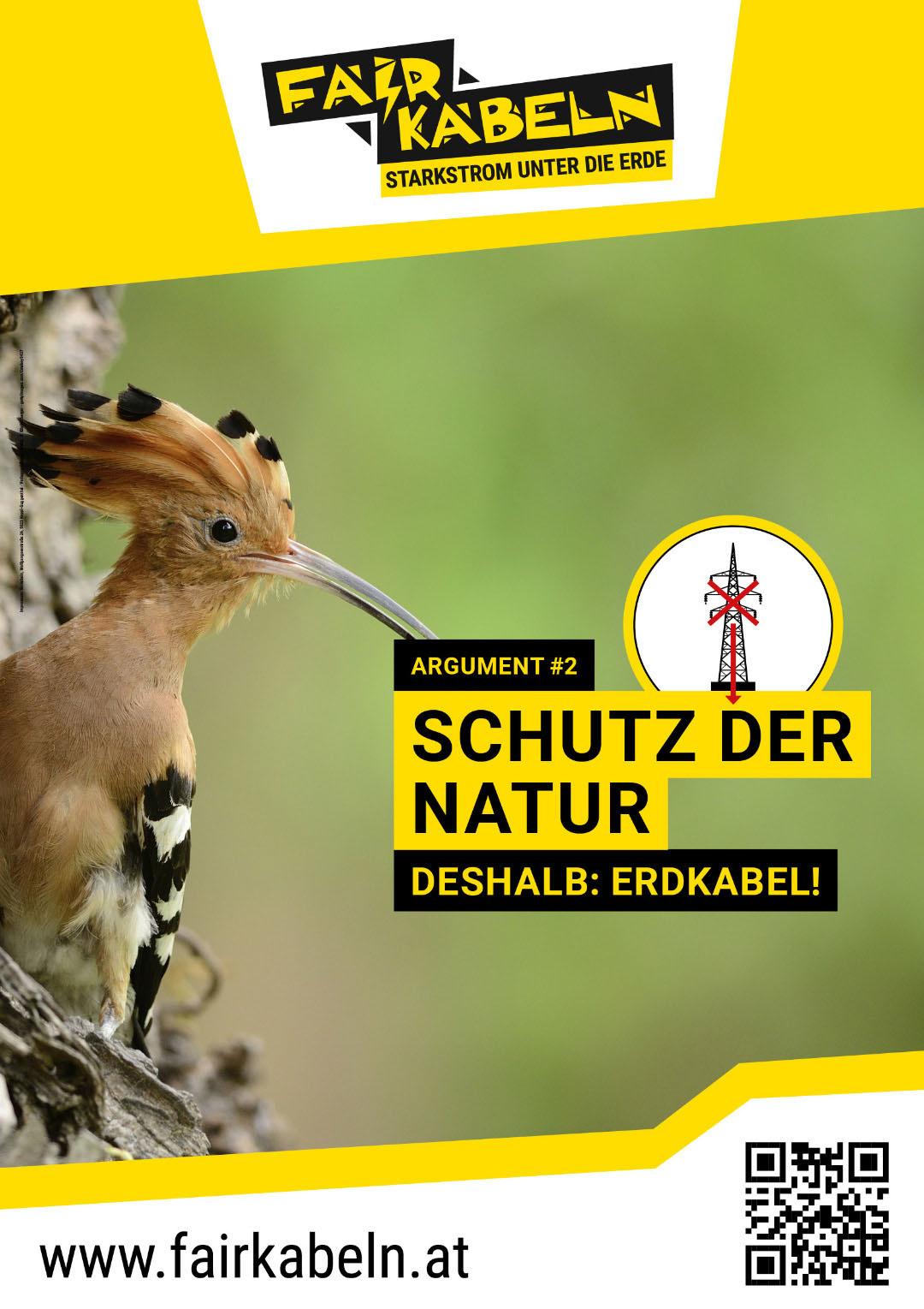 Schutz der Natur
