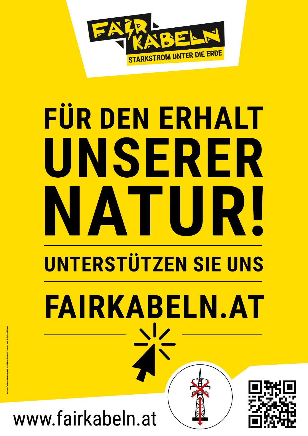 Für den Erhalt unserer Natur!