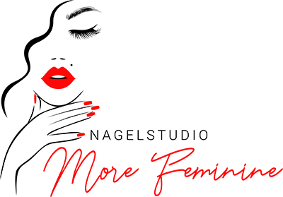 Logo - More Feminine Nagelstudio